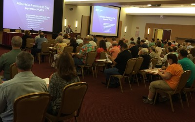 Achalasia Awareness Day 2015 draws more than 100 patients and families to Northwestern Medicine Digestive Health Center