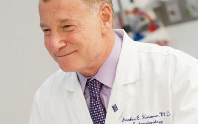 Dr. Stephen B. Hanauer shares progress in treating Inflammatory Bowel Disease at Digestive Disease Week 2016