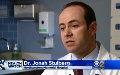 DHF Funded Northwestern Surgeon Sets Up Opioid Disposal Program
