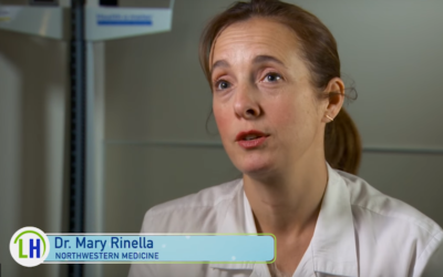 WGN TV Living Healthy Chicago interviews DHC hepatologist Dr. Mary Rinella on Living with Liver Disease