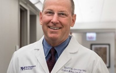 Chicago Magazine selects DHC Surgeon Dr. Scott A. Strong in their 2018 Top Docs List