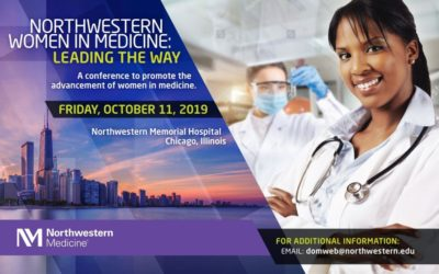 Northwestern Women In Medicine Symposium on October 11, 2019