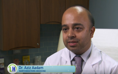 Healthy Living Chicago: Finding Help for Gastroparesis featuring DHC Physician Dr. Aziz Aadam