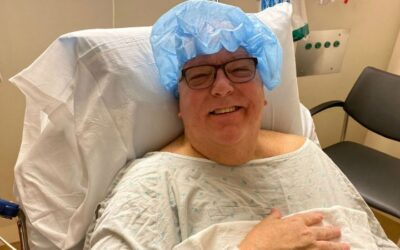 I'm a different human being: WGN Chief Meteorologist Tom Skilling shares how weight loss surgery changed his life featuring DHC Physician Dr. Eric Hungness and DHC Dietician Holly Herrington